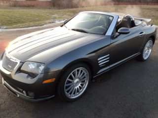 2005 Chrysler Crossfire Convertible Roadster Srt - 6 Amg photo