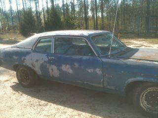 1973 Chevy Nova - Great Project Car photo