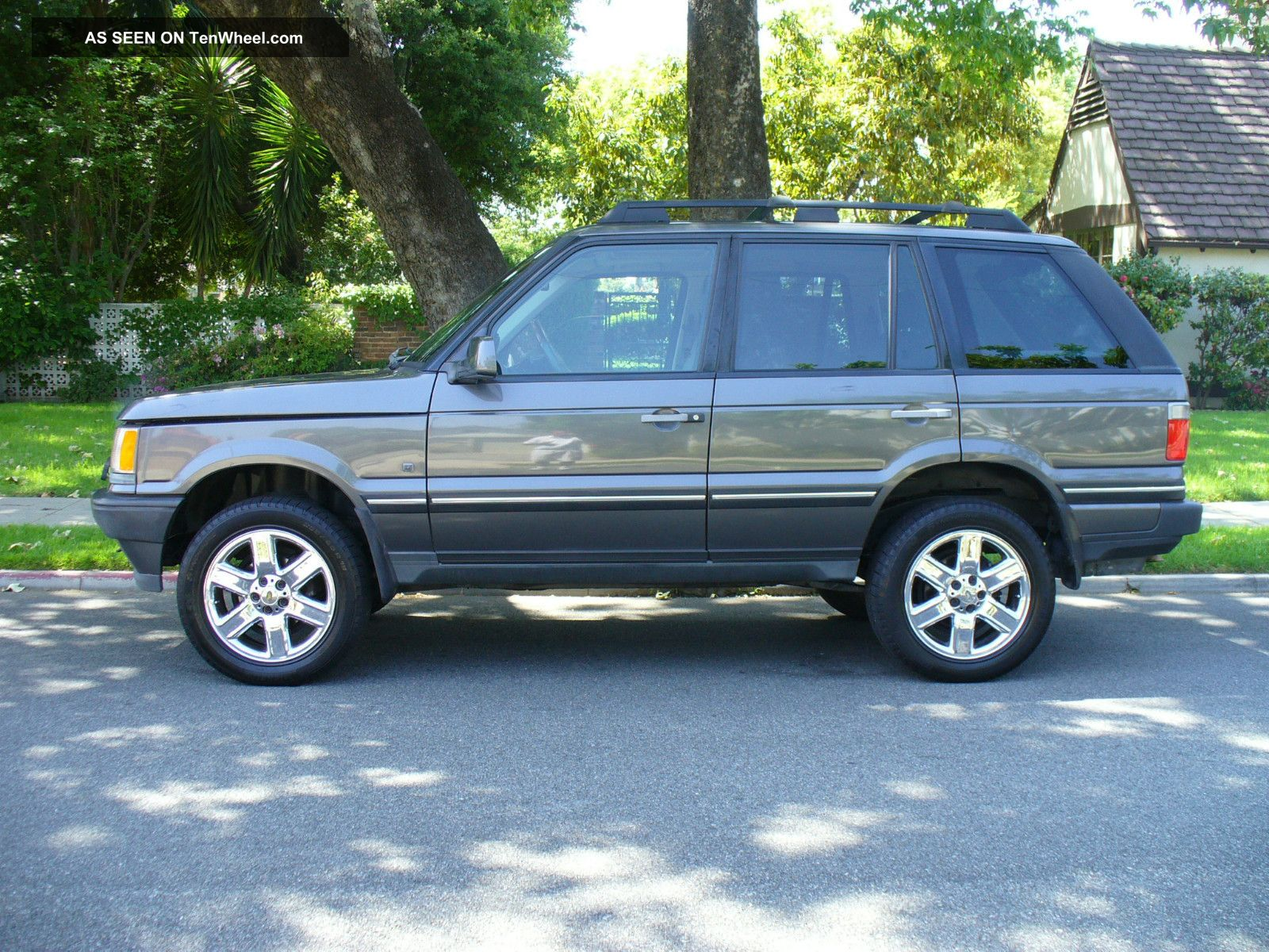 rare 2002 range rover 4 6 hse last year for this model great find. Black Bedroom Furniture Sets. Home Design Ideas