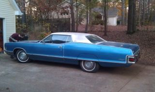 1972 Mercury Marquis Brougham 2 Door Great Conditon photo