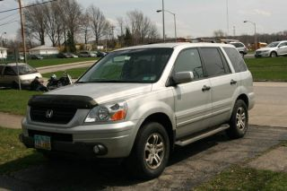 2003 Honda Pilot Ex Sport Utility 4 - Door 3.  5l photo