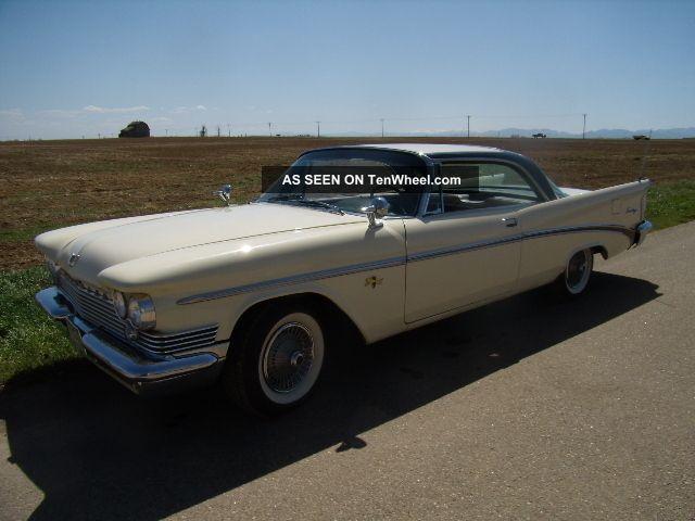 1959 Chrysler Saratoga Golden Lion 2dr Hardtop Saratoga photo