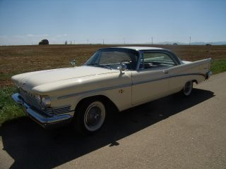 1959 Chrysler Saratoga Golden Lion 2dr Hardtop photo