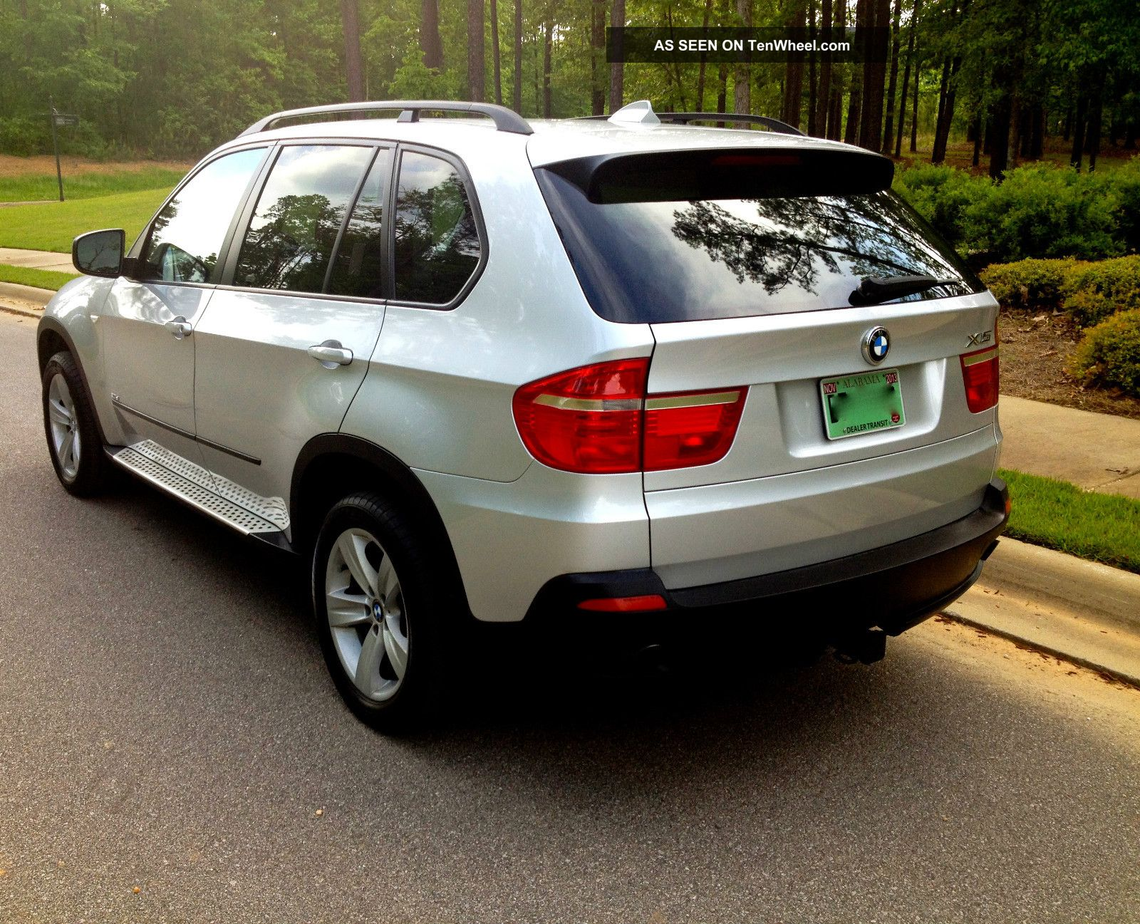 2007 bmw x5 3 0 si premium package panorama roof awd. Black Bedroom Furniture Sets. Home Design Ideas