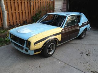 1978 Amc Gremlin - - - Originally California Car photo