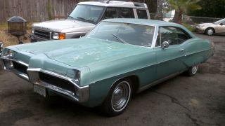 1967 Pontiac Bonneville - Daily Driver - Unmolested - Automatic Classic Lowrider photo