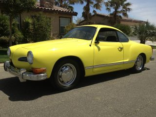 1974 Volswagen Karmann Ghia photo