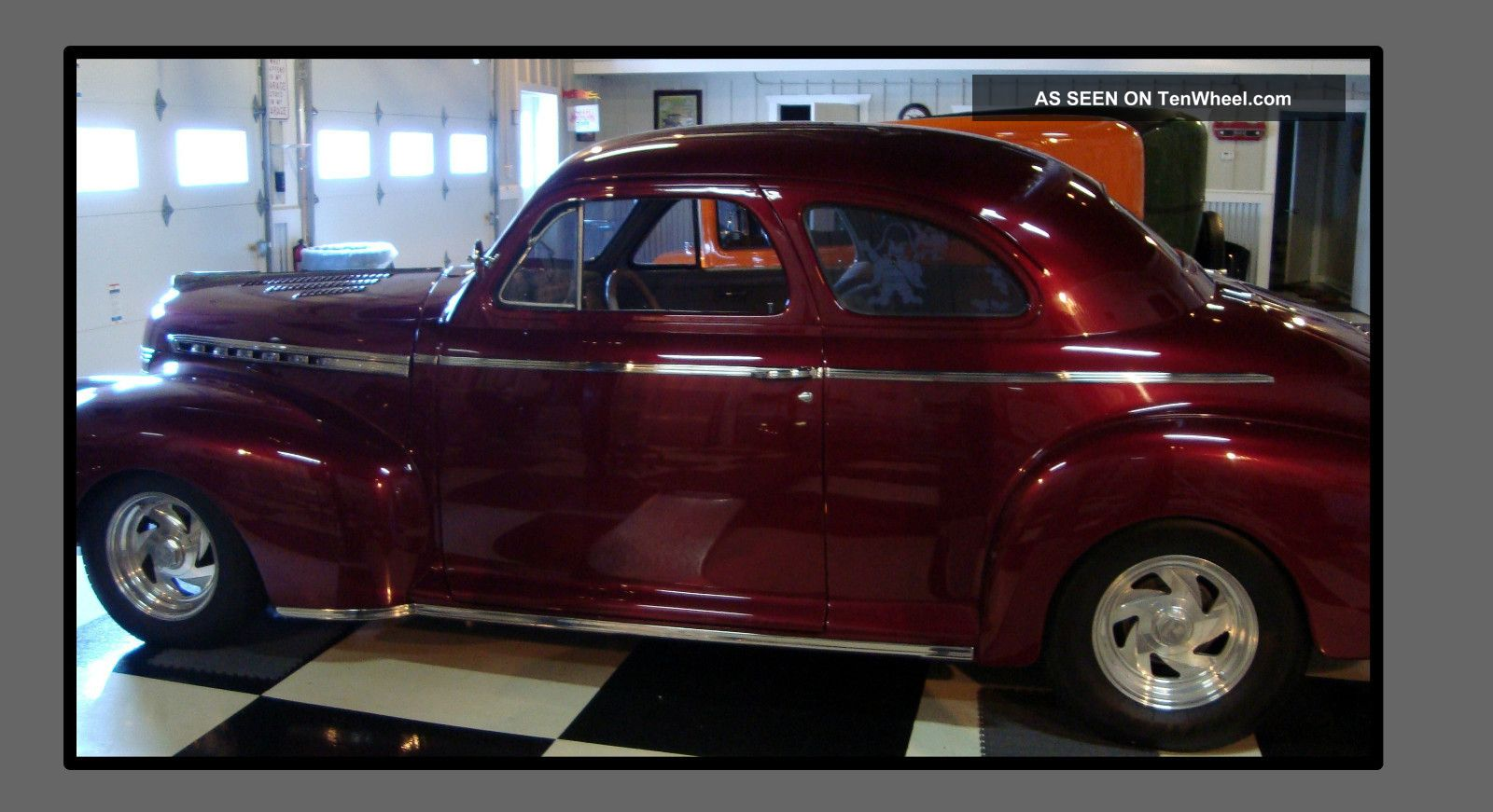1941 Chevrolet Custom Deluxe Coupe Other photo
