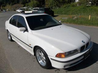 Bmw 540i 1998 photo