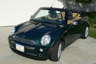 2005 Mini Cooper Convertible - Low Iles photo
