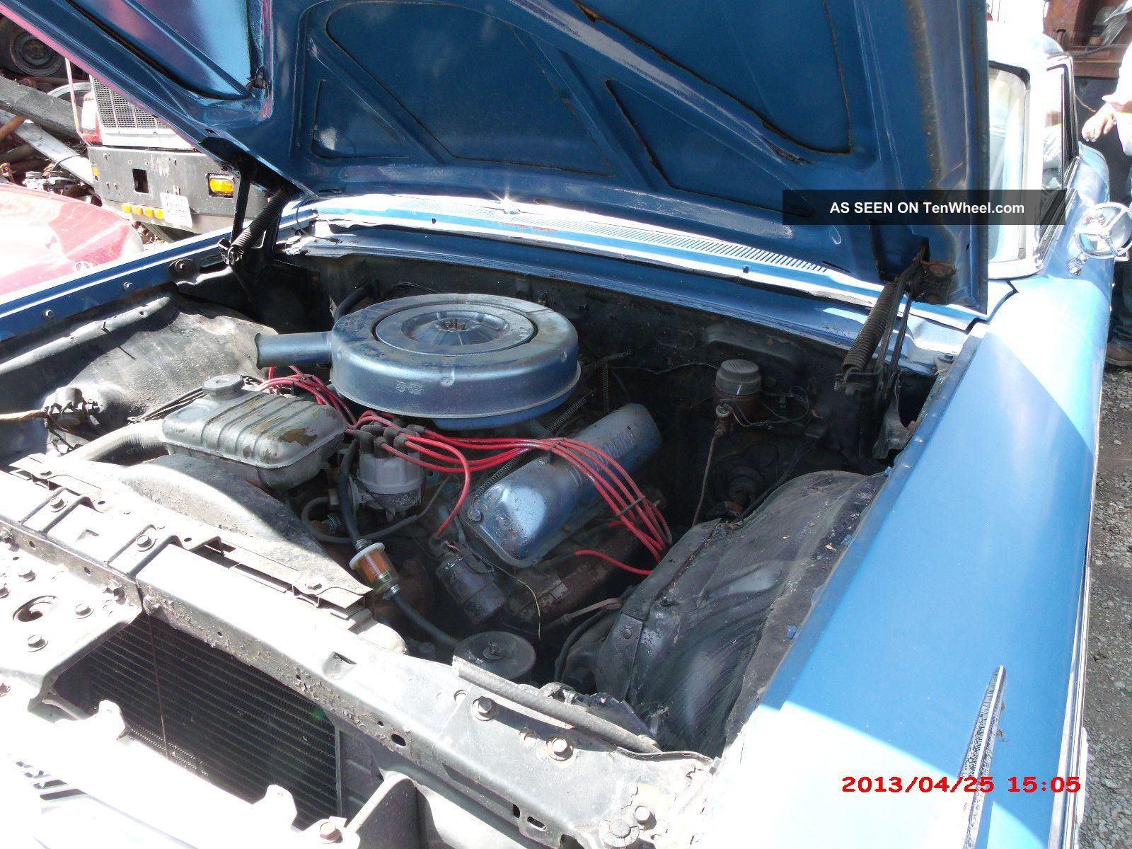 1964 Buick Wildcat 4 Door