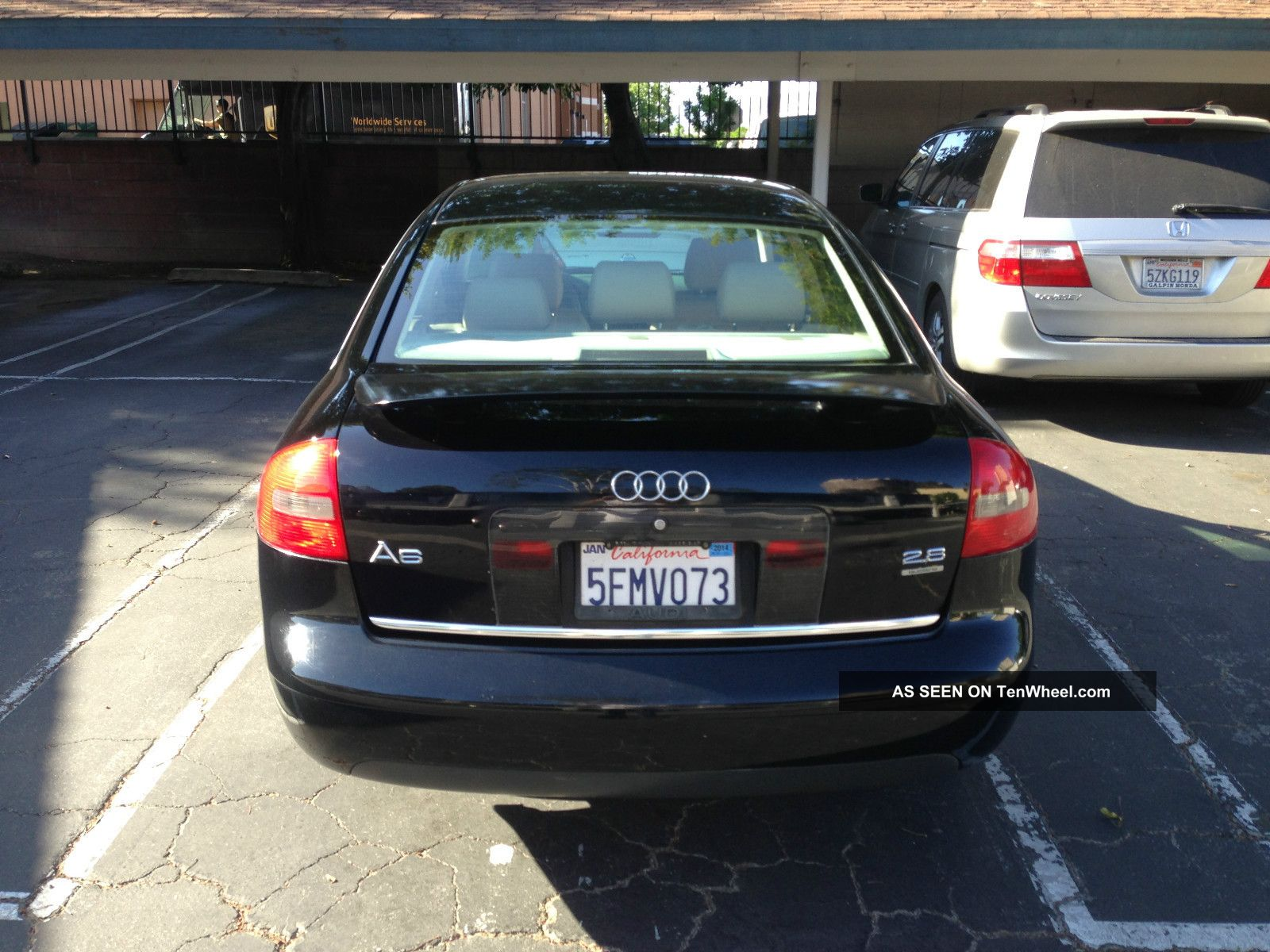 Audi A Quattro Base Sedan Door L Lgw