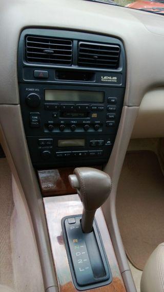1997 Lexus Es 300 photo