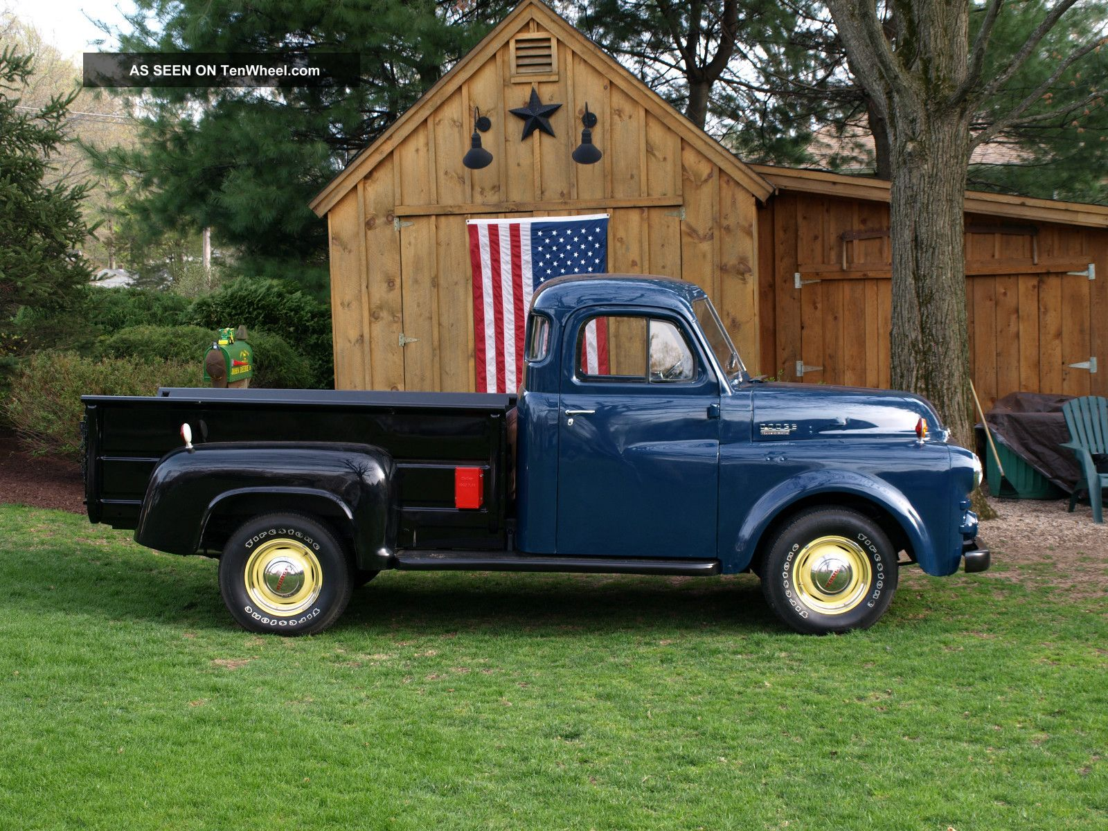 1949 Dodge Truck New Car Release 2019 Tow 1953 Pick Up