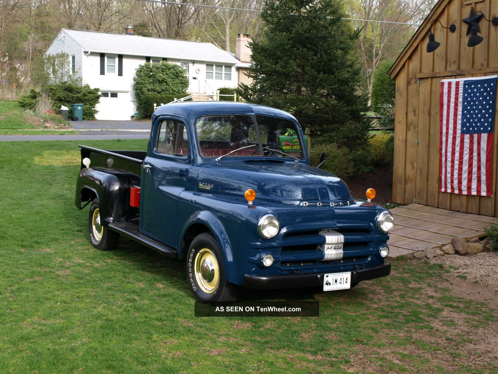 1953 dodge pick up truck. Black Bedroom Furniture Sets. Home Design Ideas