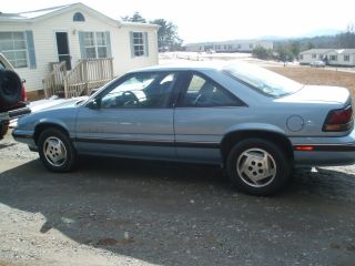 Pontiac 1990 Gp Coupe photo