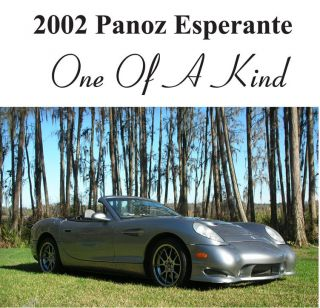 2002 Panoz Esperante - Convertible photo