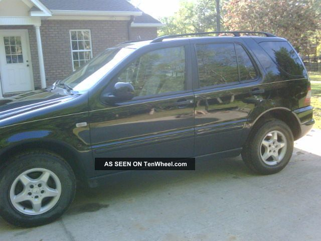 2001 mercedes benz ml320 base sport utility 4 door 3 2l for 2001 mercedes benz m class ml320