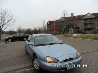 1998 Mercury Sable Gs Sedan 4 - Door 3.  0l photo