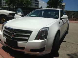 2010 Cadillac Cts Luxury Sedan 4 - Door 3.  0l photo
