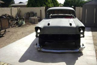 1957 Chevrolet 210 Sedan Project photo