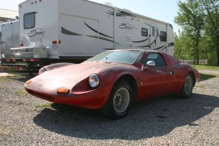 1983 Kelmark Gt - Vw Chassis And Drivetrain - Complete In Need Of Restoration photo