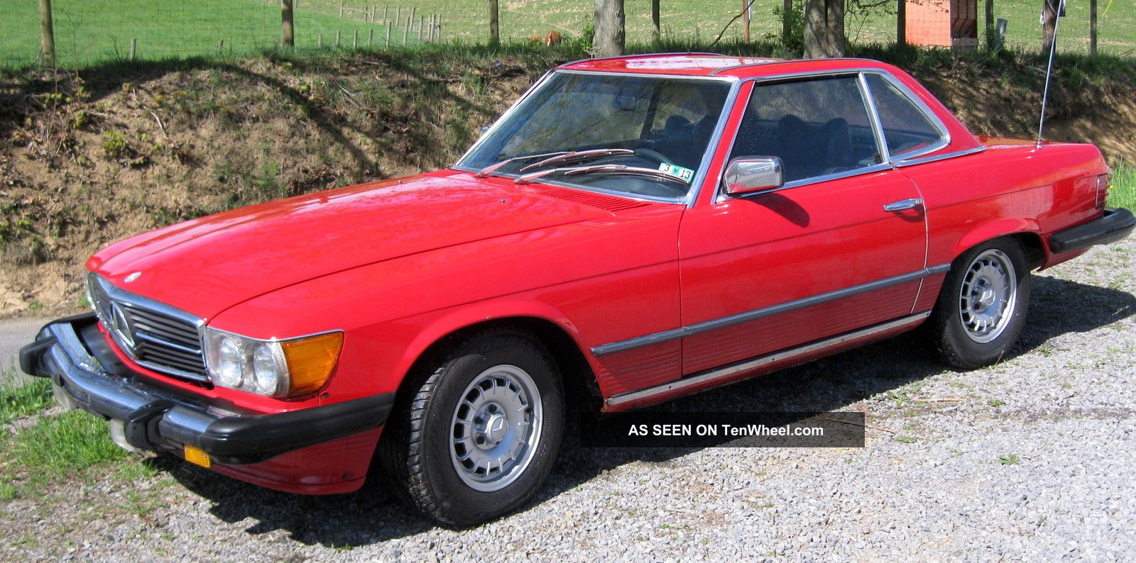 1979 mercedes benz 450 sl convertible hard to find back for 2 seater mercedes benz