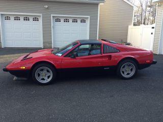 1985 Ferrari 308 photo