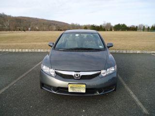 2011 Honda Civic Lx Sedan 5 - Spd Manual 4 - Door photo