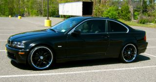 2000 Bmw 323ci Base Coupe 2 - Door 2.  5l Nexen Tires W / 20
