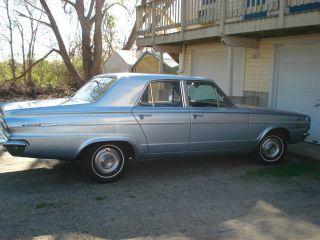 1966 Dodge Dart 270 Sedan 4 - Door 3.  7l photo