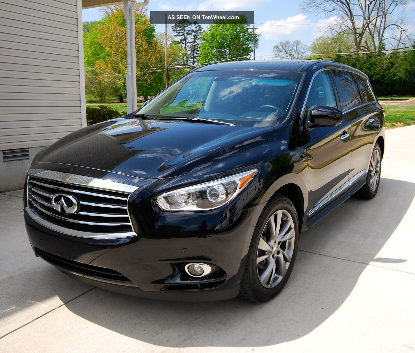 2013 Infiniti Jx35 Awd Loaded Every Available Option / Package Other photo