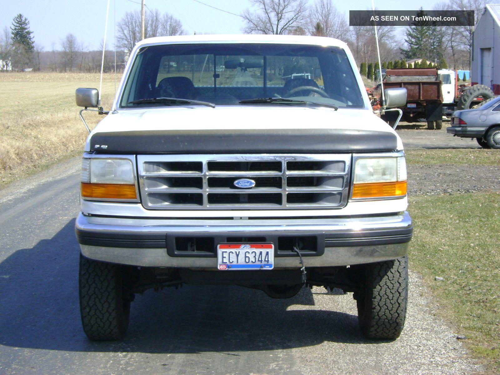 1997 ford f250 4x4 diesel