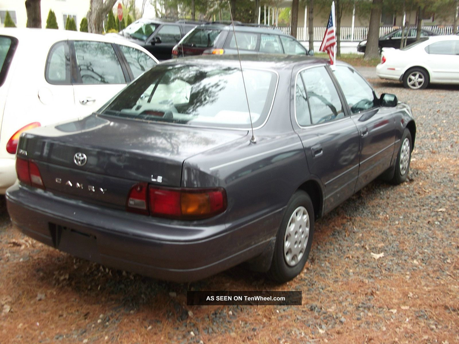 Тойота камри 1996 фото