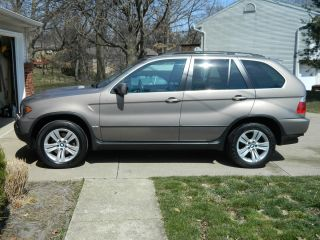 2005 Bmw X5 4.  4i Sport Utility 4 - Door 4.  4l photo
