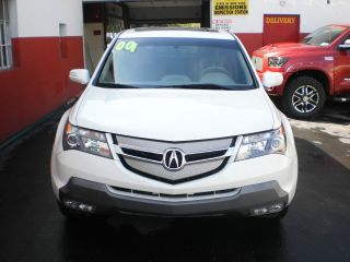 2009 Acura Mdx Base Sport Utility 4 - Door 3.  7l photo