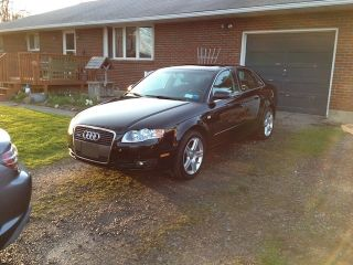2007 Audi A4 Quattro Base Sedan 4 - Door 2.  0l photo