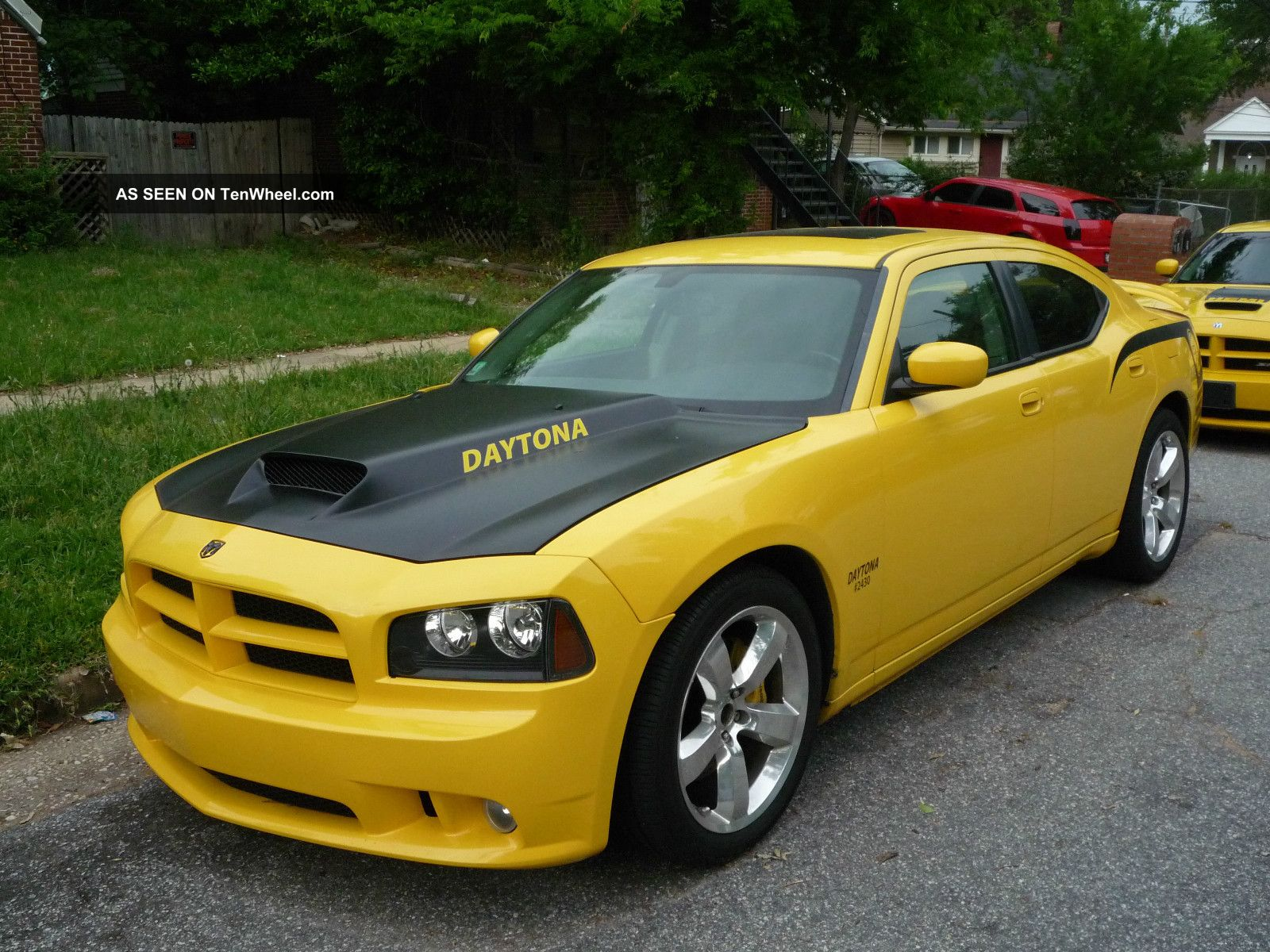 Dodge Charger Daytona R T Sedan Door L Lgw