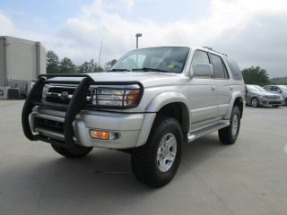 1999 Toyota 4runner Limited Sport Utility 4 - Door 3.  4l photo