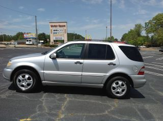 2002 Mercedes - Benz Ml320 Base Sport Utility 4 - Door 3.  2l - photo