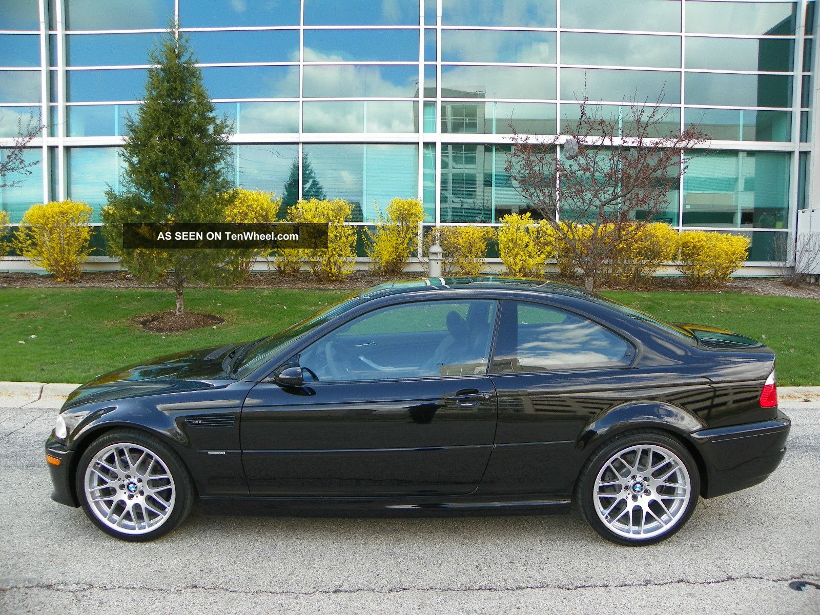 2006 Bmw M3 Coupe Competition Package 6 Seed Manual