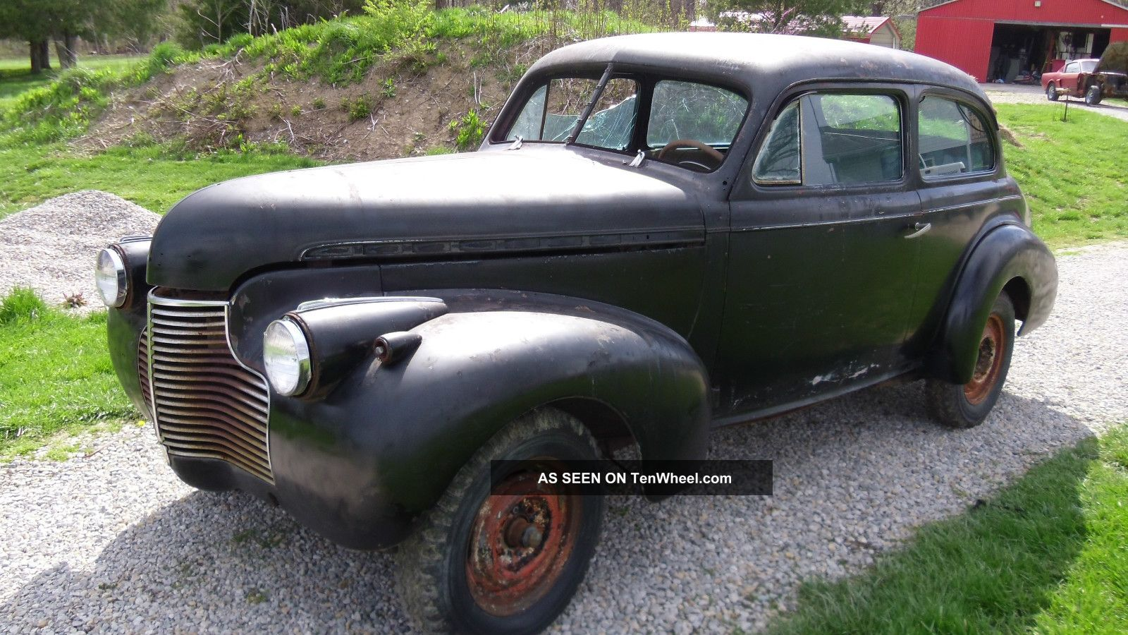 1940 chevy 2 door sedan for restoration for 1940 chevrolet 2 door sedan