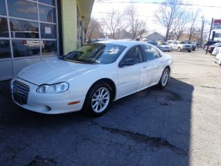 2000 Chrysler Lhs Base Sedan 4 - Door 3.  5l photo