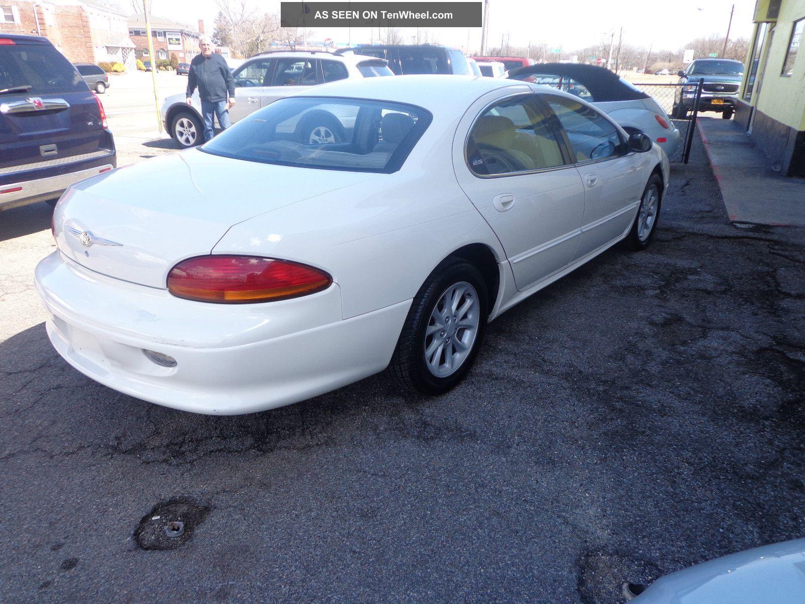 2000 Chrysler Lhs Base Sedan 4 Door 3 5l