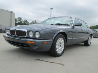 2000 Jaguar Xj8 L Sedan 4 - Door 4.  0l photo