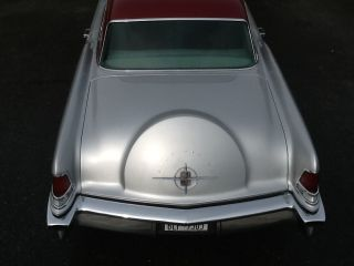 1956 Lincoln Mark 2 With Working Factory Ac photo