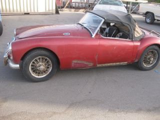 1957 Mga ; Excellent Restoration Project photo