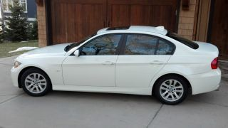 2007 Bmw 328xi Base Sedan 4 - Door 3.  0l photo