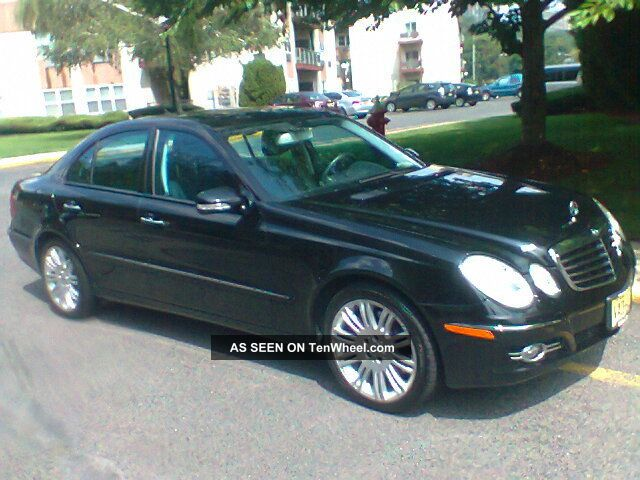 2007 mercedes benz e550 4matic sedan 4 door 5 5l for 2007 mercedes benz e550