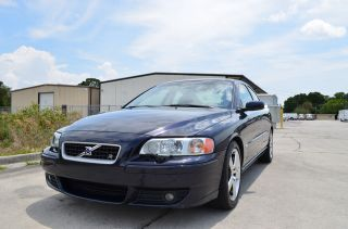 2006 Volvo S60 R Awd Loaded Rare 6 Spd photo